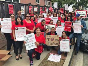 Teachers in National City are fighting for fair pay and better-funded schools