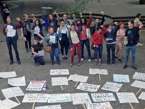 Standing up against sexual assault at Portland State University