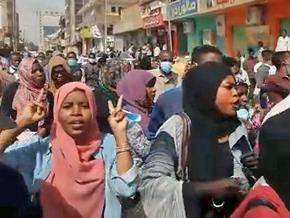 Sudan has been experiencing anti-government protests since the start of the year